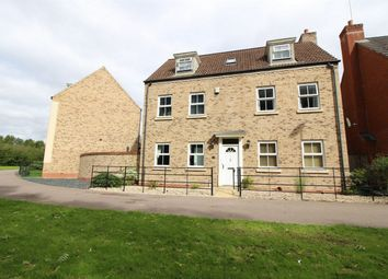 Thumbnail 5 bedroom detached house for sale in The Glades, Huntingdon