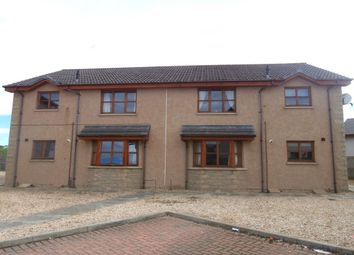 Thumbnail 2 bed flat to rent in Barmuckity Lane, Elgin