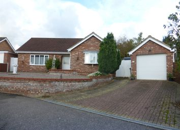 Thumbnail 3 bed detached bungalow for sale in Nightingale Drive, Taverham, Norwich