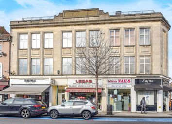 Thumbnail 1 bed flat for sale in Upper Tooting Road, London