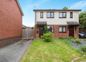 Thumbnail 1 bed semi-detached house for sale in Crampton Court, Oswestry, Shropshire