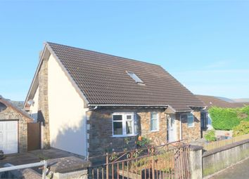 Thumbnail 3 bed detached bungalow for sale in Mill View Estate, Maesteg, Mid Glamorgan