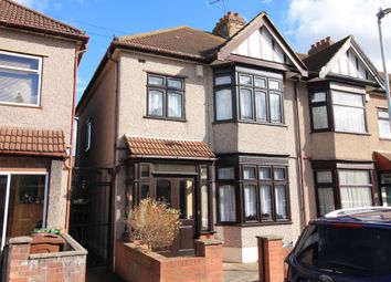 Thumbnail 3 bed end terrace house for sale in Woodlands Avenue, Chadwell Heath, Essex