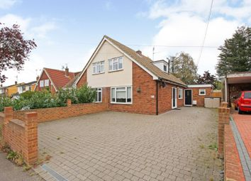 Manor Road, Benfleet SS7. 4 bed semi-detached house