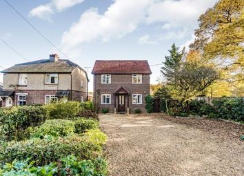 Thumbnail 3 bed detached house for sale in Woodlands, Southampton, Hampshire