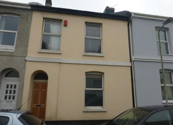 Thumbnail 4 bed terraced house for sale in Bayswater Road, Plymouth