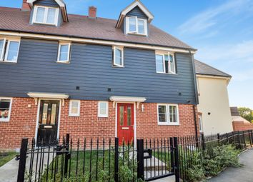 Thumbnail 4 bed terraced house for sale in Ryeland Way, Kingsnorth, Ashford