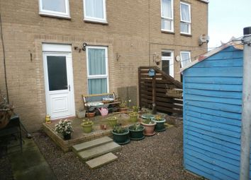 Thumbnail 3 bed terraced house to rent in Straffen Court, Amble, Morpeth