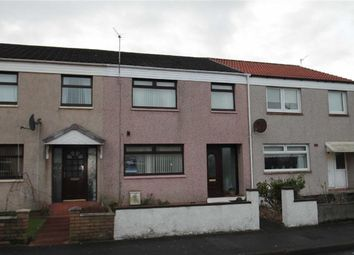 Thumbnail 3 bed terraced house for sale in Carment Drive, Stevenston, Ayrshire