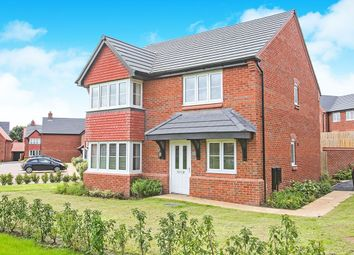 Thumbnail 4 bed detached house to rent in Holcroft Drive, Cuddington, Northwich