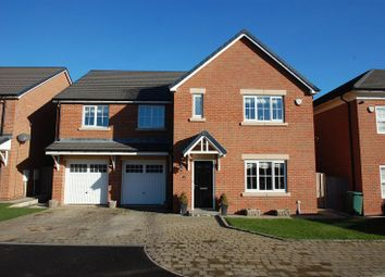 Thumbnail 6 bed detached house for sale in Binchester Court, Ingleby Barwick, Stockton-On-Tees