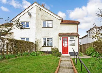 3 bed semi-detached house for sale in Downs Road, West Stoke, Chichester, West Sussex PO18