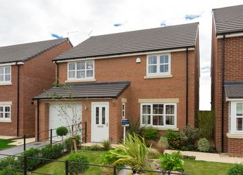 Thumbnail 4 bed detached house for sale in The Dakota, Station Road, Blaxton, Doncaster