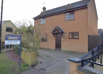 Thumbnail 4 bed detached house for sale in Oak Lane, Crick, Northampton