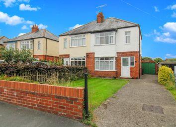 Thumbnail Semi-detached house for sale in Bishopton Lane, Ripon, North Yorkshire