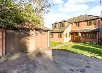 Thumbnail 4 bed detached house for sale in Glaziers Lane, Normandy, Guildford, Surrey