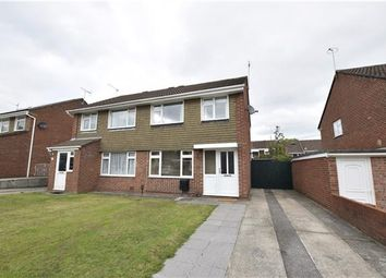 Thumbnail 3 bed semi-detached house for sale in Fawkes Close, Bristol