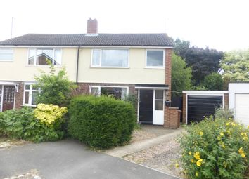 Thumbnail 4 bed semi-detached house for sale in Berry Close, Earls Barton, Northampton