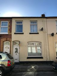 Thumbnail 3 bed terraced house to rent in Clarendon Road, Liverpool