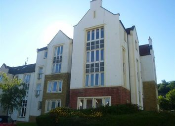 Thumbnail 2 bed flat to rent in 10, The Moorings, Dalgety Bay