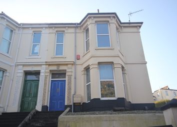 Thumbnail 5 bed end terrace house to rent in Alexandra Road, Mutley, Plymouth