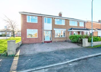 Thumbnail 5 bed semi-detached house for sale in Barkston Avenue, Thornaby