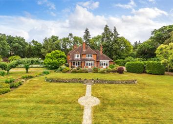 Thumbnail 5 bed detached house for sale in Worplesdon, Guildford, Surrey