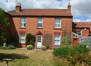 Thumbnail 4 bed semi-detached house for sale in Grange Lane, Willingham By Stow, Gainsborough