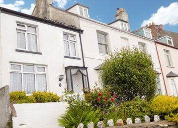 Thumbnail 3 bedroom terraced house for sale in Castle Terrace, Ilfracombe