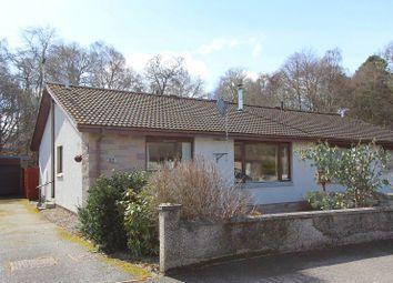 Thumbnail 3 bed semi-detached bungalow for sale in 97 Drumdevan Road, Lochardil, Inverness