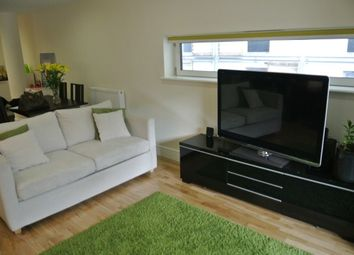 Thumbnail 1 bed flat to rent in Merryweather Place, London