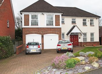 Thumbnail 5 bed detached house for sale in Partridge Close, Stanmore, Middlesex, London