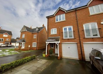 Thumbnail 3 bed property for sale in 8, Williamson Drive, Nantwich