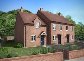 Thumbnail 3 bedroom semi-detached house for sale in Ironbridge, Shropshire