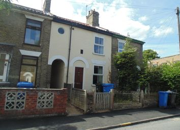 Thumbnail 4 bedroom terraced house to rent in Alexandra Road, Norwich