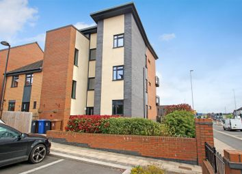 Thumbnail 2 bed flat for sale in Brentleigh Way, Hanley, Stoke-On-Trent