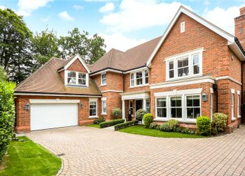 Thumbnail 5 bed detached house for sale in Hurst Drive, Walton On The Hill, Tadworth, Surrey