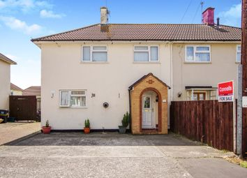 Thumbnail 3 bed semi-detached house for sale in Ennerdale Road, Southmead, Bristol