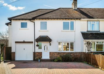 Thumbnail 4 bed semi-detached house to rent in The Close, Strood Green, Betchworth