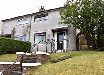 2 bed semi-detached house for sale in 76, Maple Road, Greenock, Renfrewshire PA16