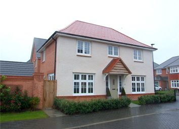 Thumbnail 3 bed detached house for sale in Marjoram Grove, Mickleover, Derby