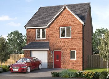 """Thumbnail 4 bed detached house for sale in """"The Narsbridge"""" at Chilton, Ferryhill"""