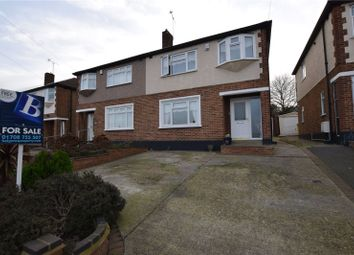 Thumbnail 3 bed semi-detached house for sale in Pettits Lane North, Rise Park