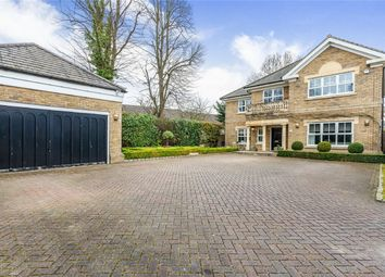 Thumbnail 6 bed detached house for sale in Links View Close, Stanmore, Middlesex