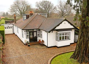 Thumbnail 5 bed detached house for sale in Leazes Avenue, Chaldon, Surrey