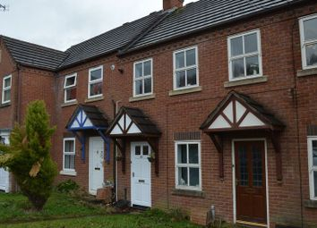 Thumbnail 2 bed flat for sale in Fieldfare Way, Aqueducy, Telford, Shropshire.