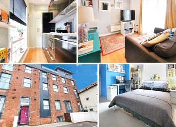 Thumbnail 1 bed flat for sale in Burt Street, Cardiff