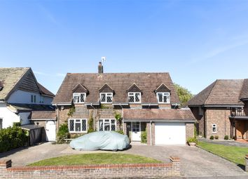 Thumbnail 4 bed detached house for sale in Lagham Park, South Godstone, Surrey