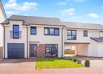 Thumbnail 4 bed link-detached house for sale in Crofton Square, Renfrew
