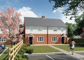 Thumbnail 3 bed semi-detached house for sale in Sand Lane, Northill, Bedfordshire